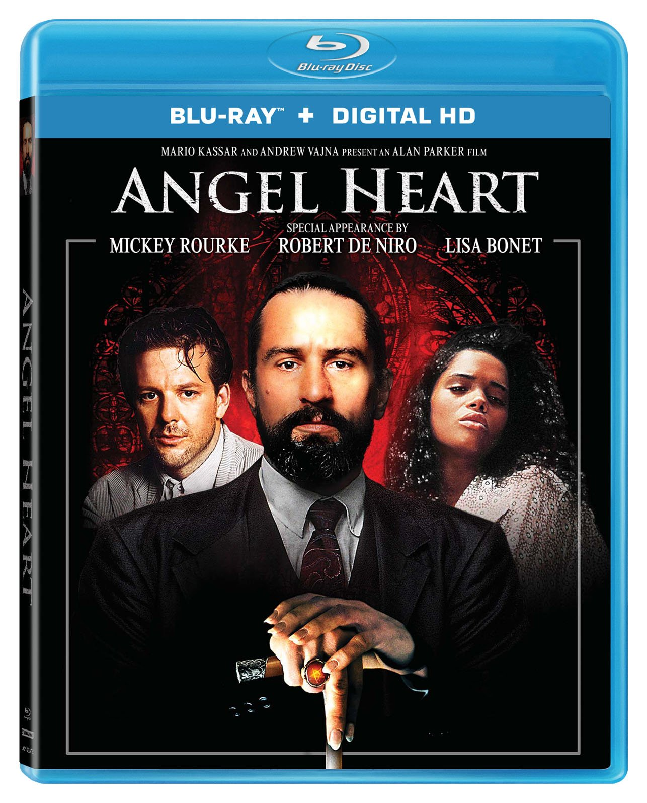 Blu-ray : Angel Heart (Blu-ray)