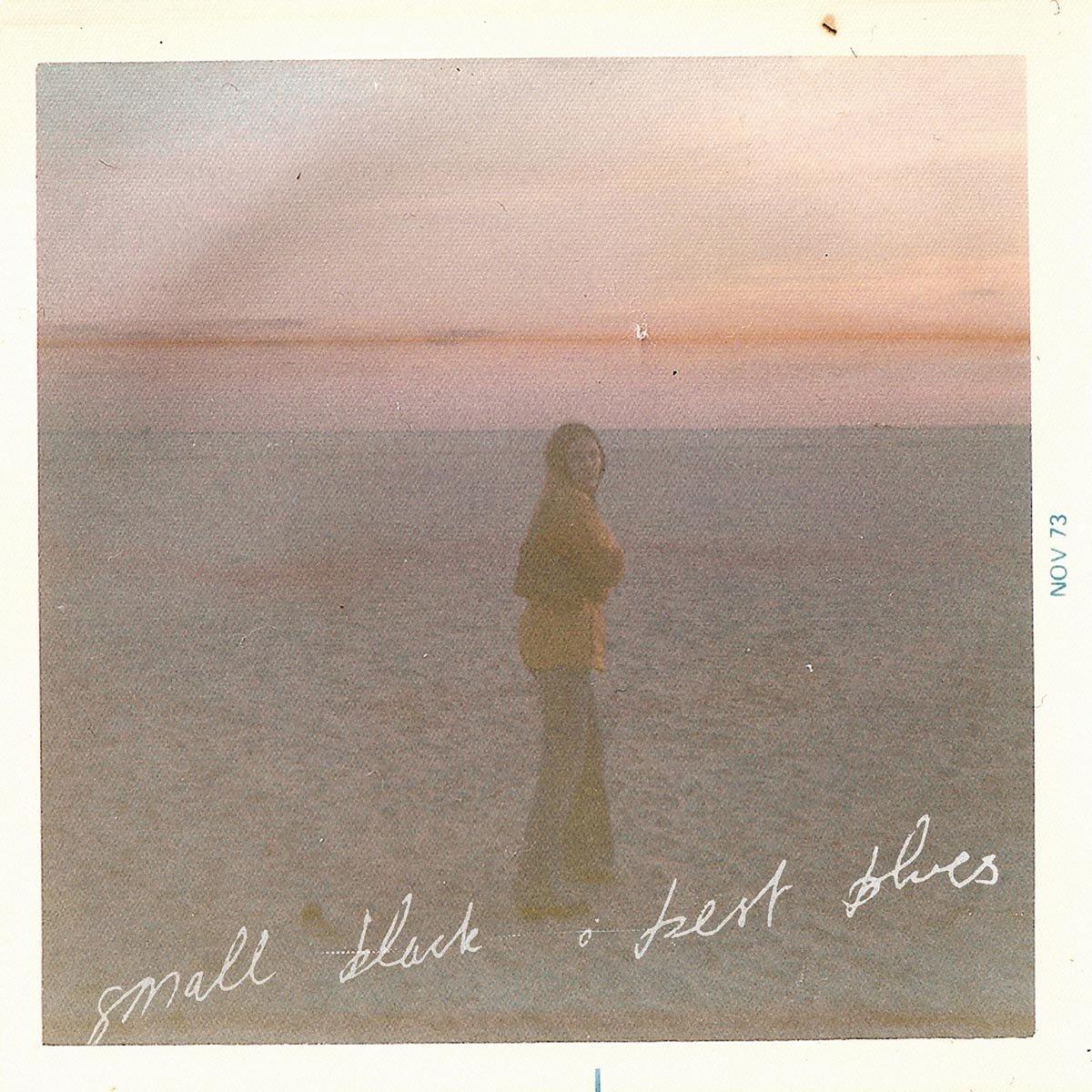 Vinilo : Small Black - Best Blues (Clear Vinyl)