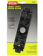 Ryobi AC04215 Genuine OEM 8 inch Reversible Heavy Duty Hardened Steel Edger Blade Replacement