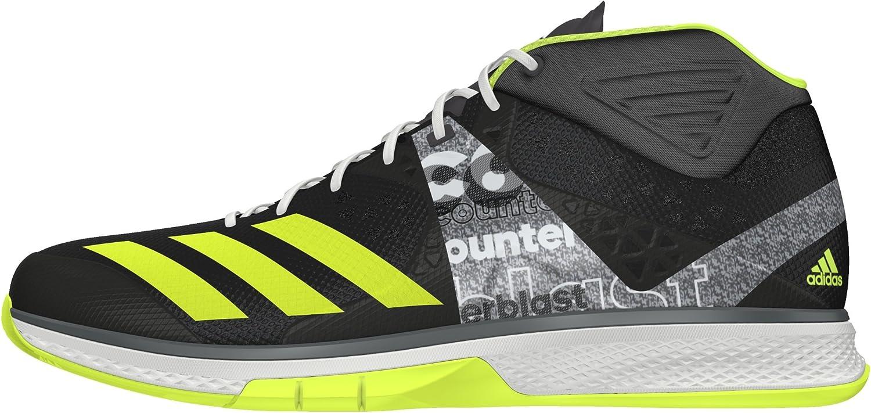adidas Herren Counterblast Falcon Mid Handballschuhe