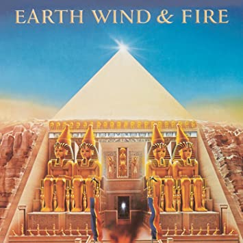 amazon all n all earth wind fire クラシックソウル 音楽