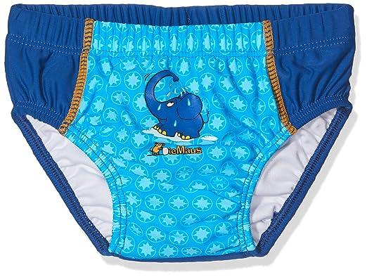 Playshoes Baby-Jungen Uv-Schutz Windelhose Hai Schwimmbekleidung