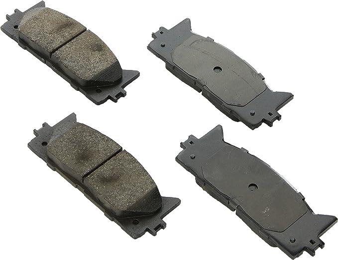 Bendix D973 Disc Brake Pad Set-CQ Rear