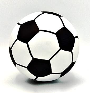 5c38a5afa Amazon.com: Gender Reveal Soccer Ball for Baby Gender Reveals (Pink ...