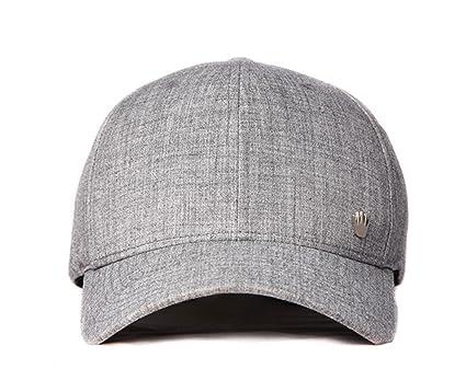 733f23176eff8 ... germany no bad ideas carmelo flexfit hat small medium heather gray  9c540 8f2b8 order barker ...