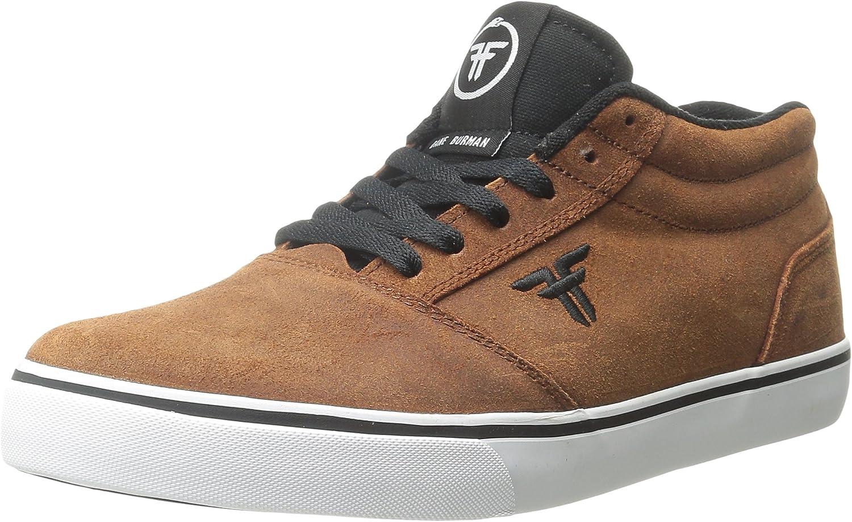 Fallen Men's D O A Skate Shoe, Brown
