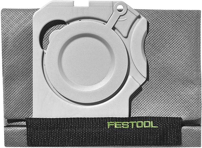 10x Sac-filtre tissus pour aspirateur Festool CTL//CTM 26