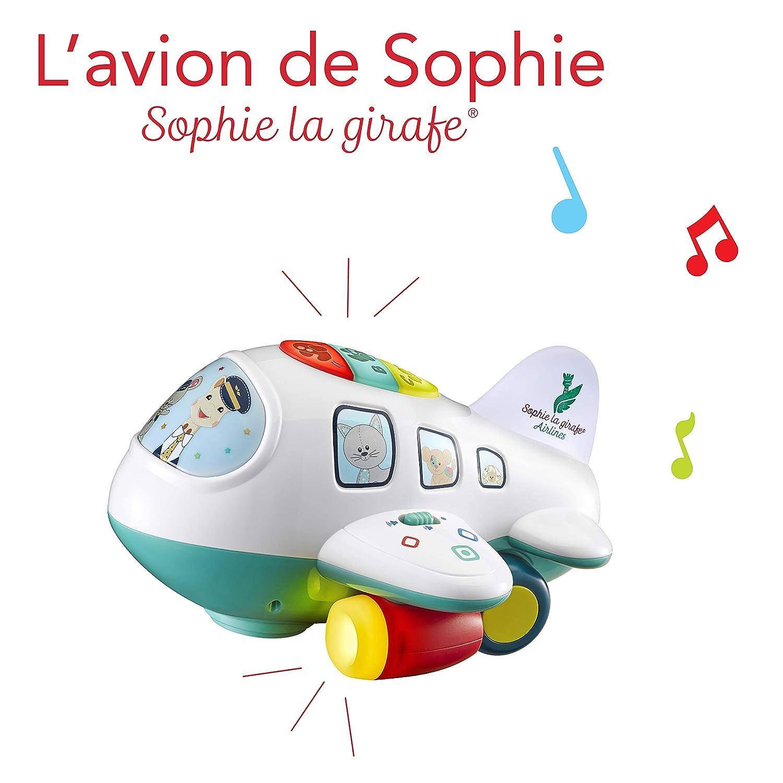 L'avion de Sophie la girafe - Jouet d'éveil VULA3 230800