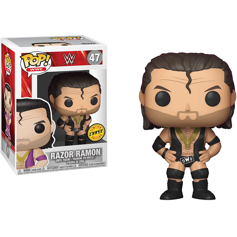 VINYL FIGURE #047 WWE RAZOR RAMON FUNKO POP