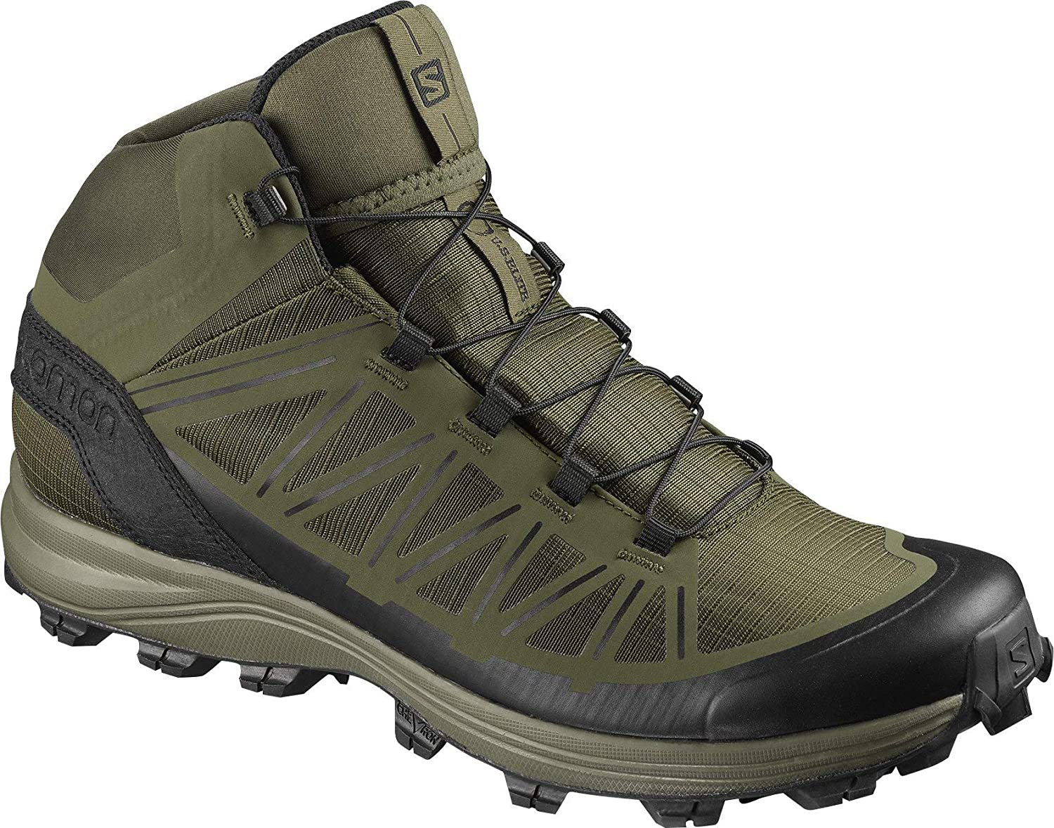 Salomon Forces Speed Assault Black