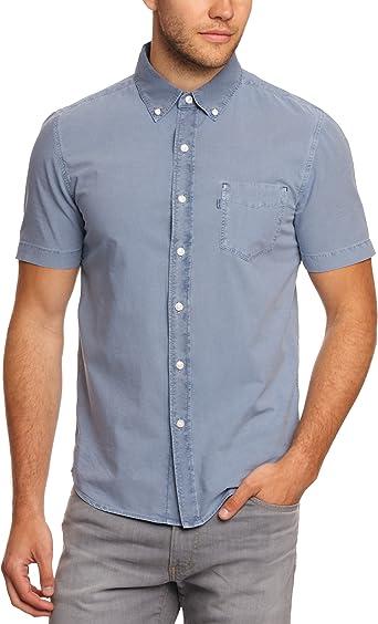 Levis Short Sleeve Classic One Pocket, Camisa para Hombre ...