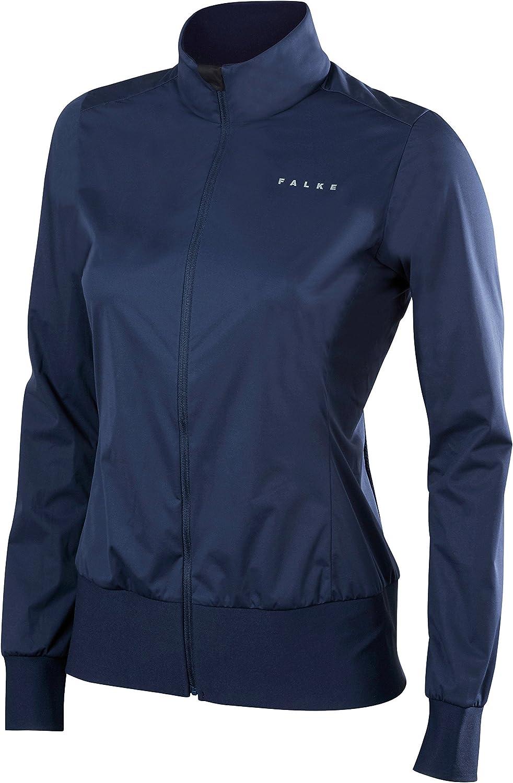 L Space Blue FALKE Herren Jacket Windproof Women Jacke