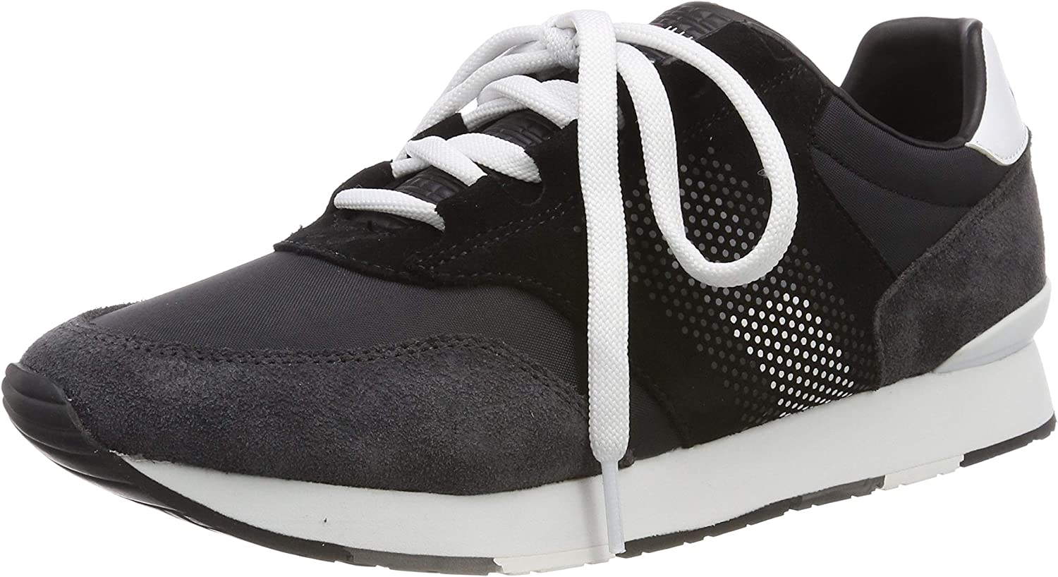 Tommy Hilfiger Corporate Material Mix Runner, Zapatillas para Hombre