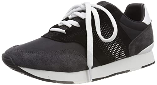 7b1466e6 Tommy Hilfiger Corporate Material Mix Runner, Men's Low-Top Sneakers ...