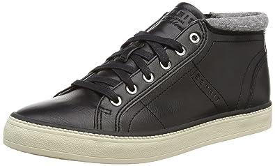 Alamak Bootie, Damen Hohe Sneakers, Schwarz (001 Black), 38 EU Esprit