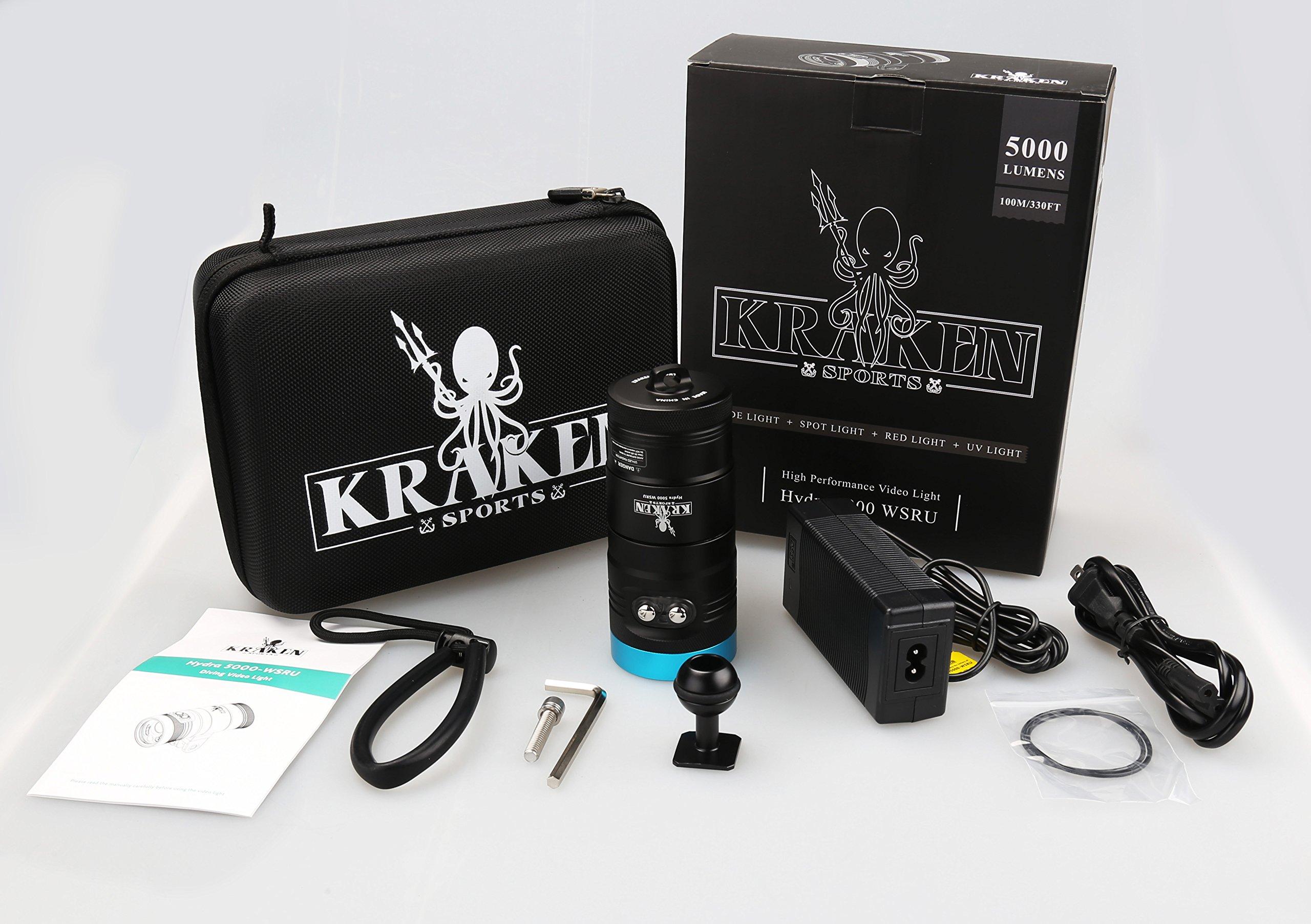 Hydra 5000 WSRU by Kraken