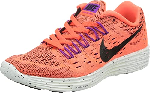 Road Perfectly Women's Road Pink Grey Nike Lunarglide 8