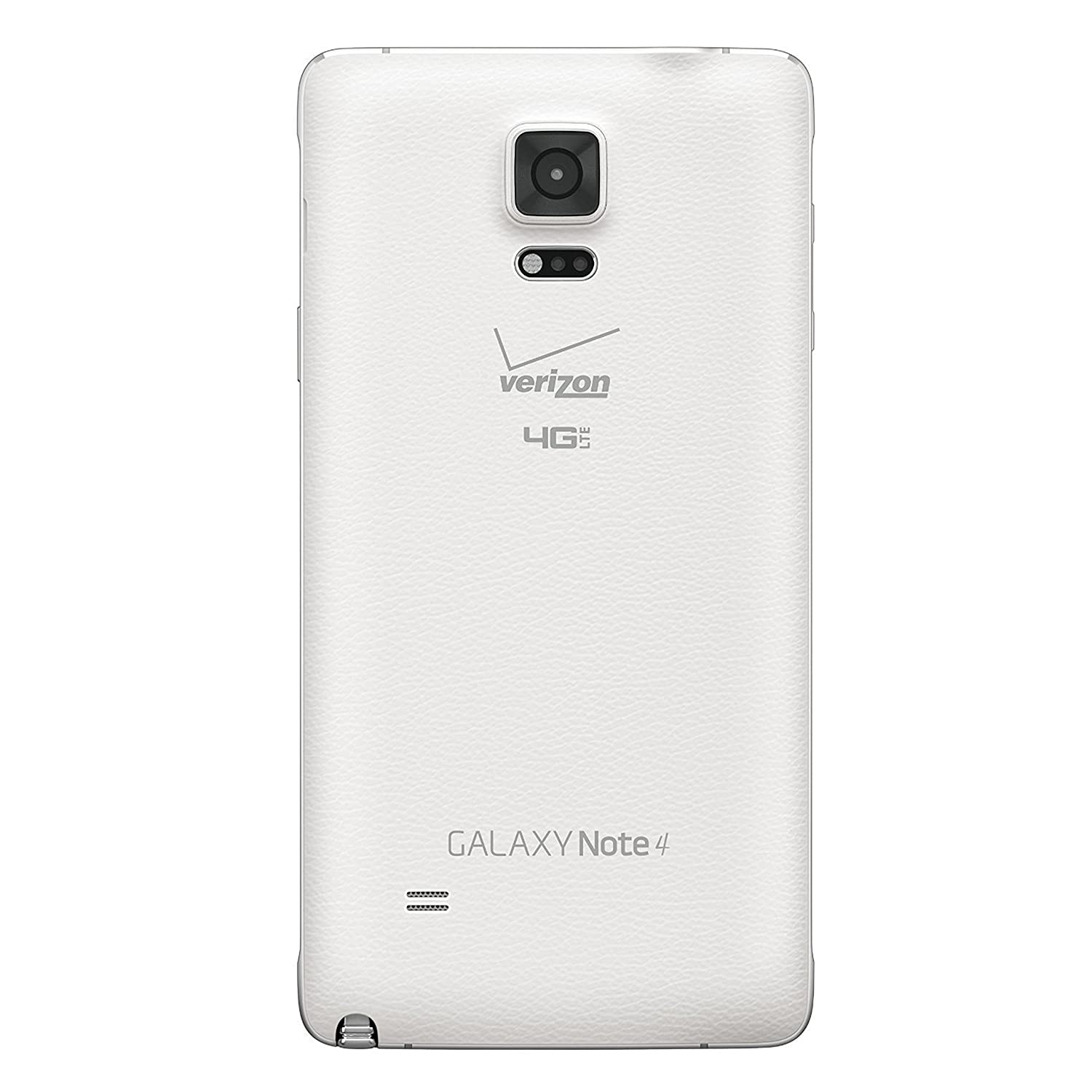 Amazon.com: Samsung Galaxy Note 4, Frosted White 32GB (AT&T)