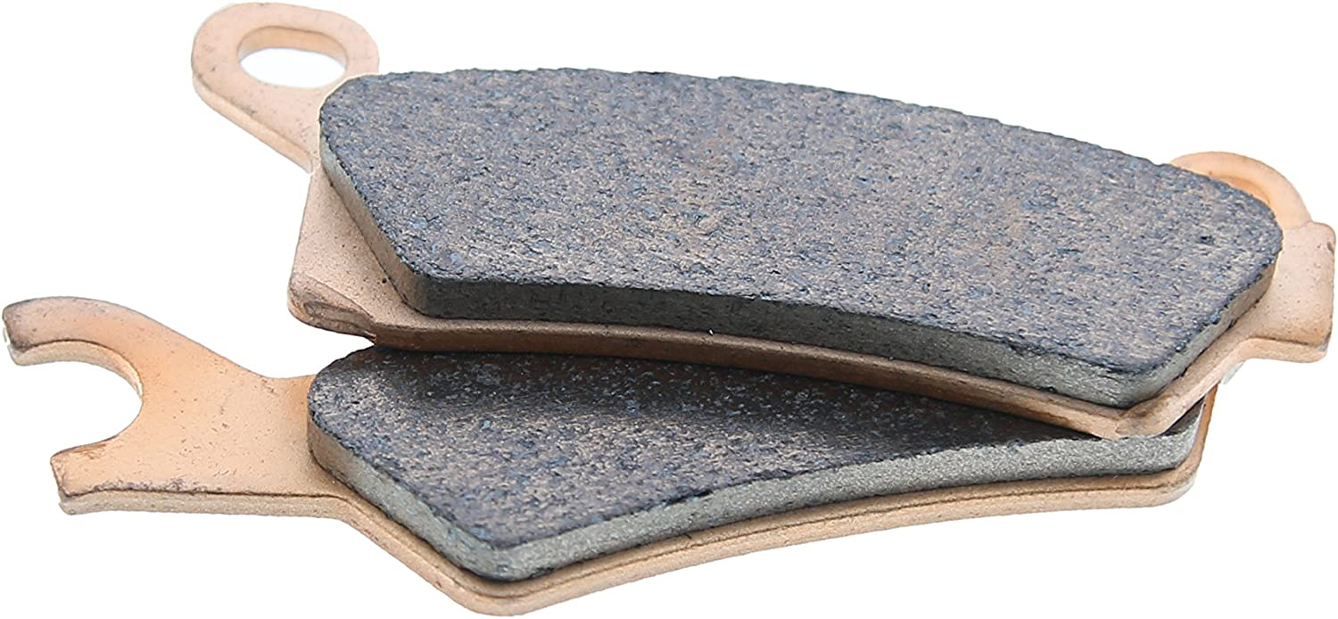 2012 2013 2014 Can-Am Renegade 800R Front and Rear Severe Duty Brake Pads
