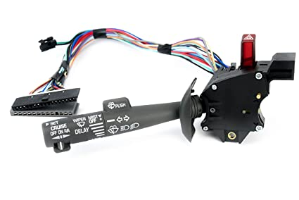 Amazon.com: Multi-Function Combination Switch - Turn Signal, Wiper on chevy p30 dimensions, chevy p30 relay, chevy p30 rear suspension, 1990 454 chevy engine diagram, chevy p30 steering, 1978 chevrolet wiring diagram, chevy p30 chassis, chevy ignition switch diagram, chevy p30 brakes, chevy p30 parts, fleetwood mobile home wiring diagram, chevy p30 exhaust system, gmc truck wiring diagram, chevy p30 tires, chevy p30 electrical, chevy p30 engine, chevy p30 drive shaft, chevy p30 regulator diagram, fleetwood rv wiring diagram, chevy p30 transmission,