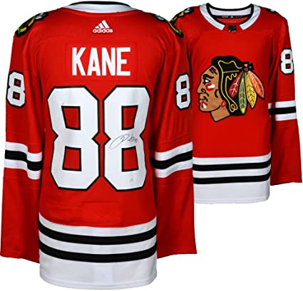 Patrick Kane Chicago Blackhawks Autographed Red Adidas Authentic Jersey -  Fanatics Authentic Certified 8d1e94c1c