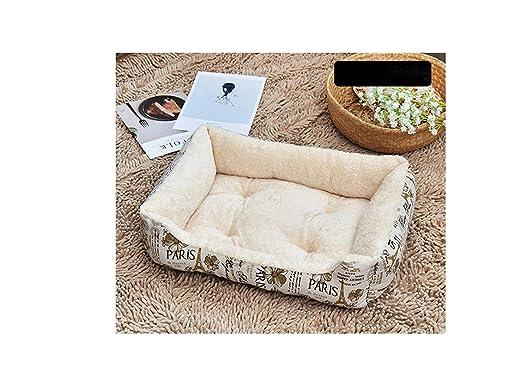 Amazon.com: Sofá de forro polar suave para perros pequeños ...