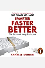 Smarter Faster Better: The Secrets of Being Productive Audible Audiobook