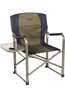 Delightful Kamp Rite Directoru0027s Chair With Side Table