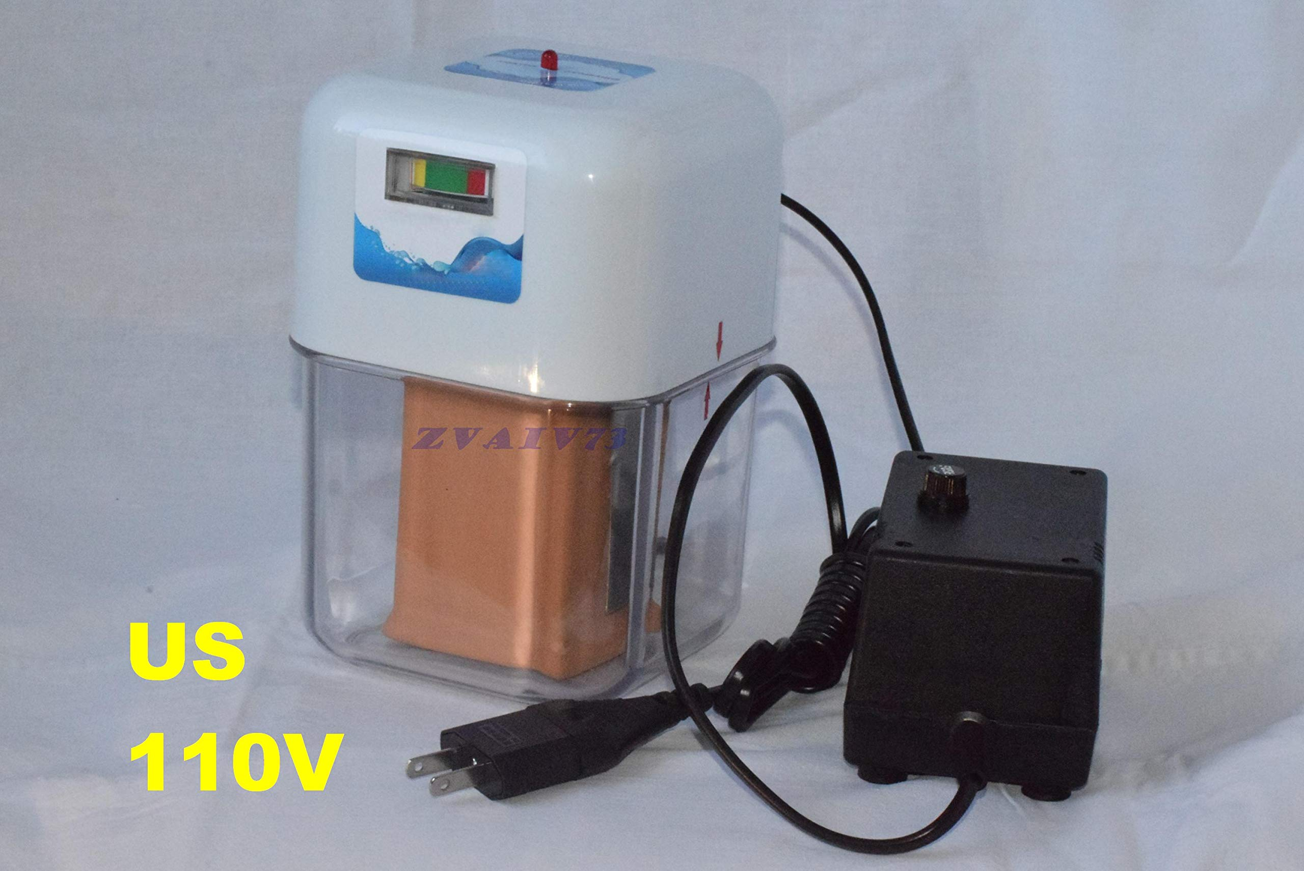 New 110V US Small Water ionizer activator Living & Dead Water, Titanium Electrode, Acid & alcaline Water by AstroniMed