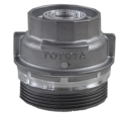 TOYOTA Genuine Parts - Cap Assy, Oil Filter (15620-31060): Automotive