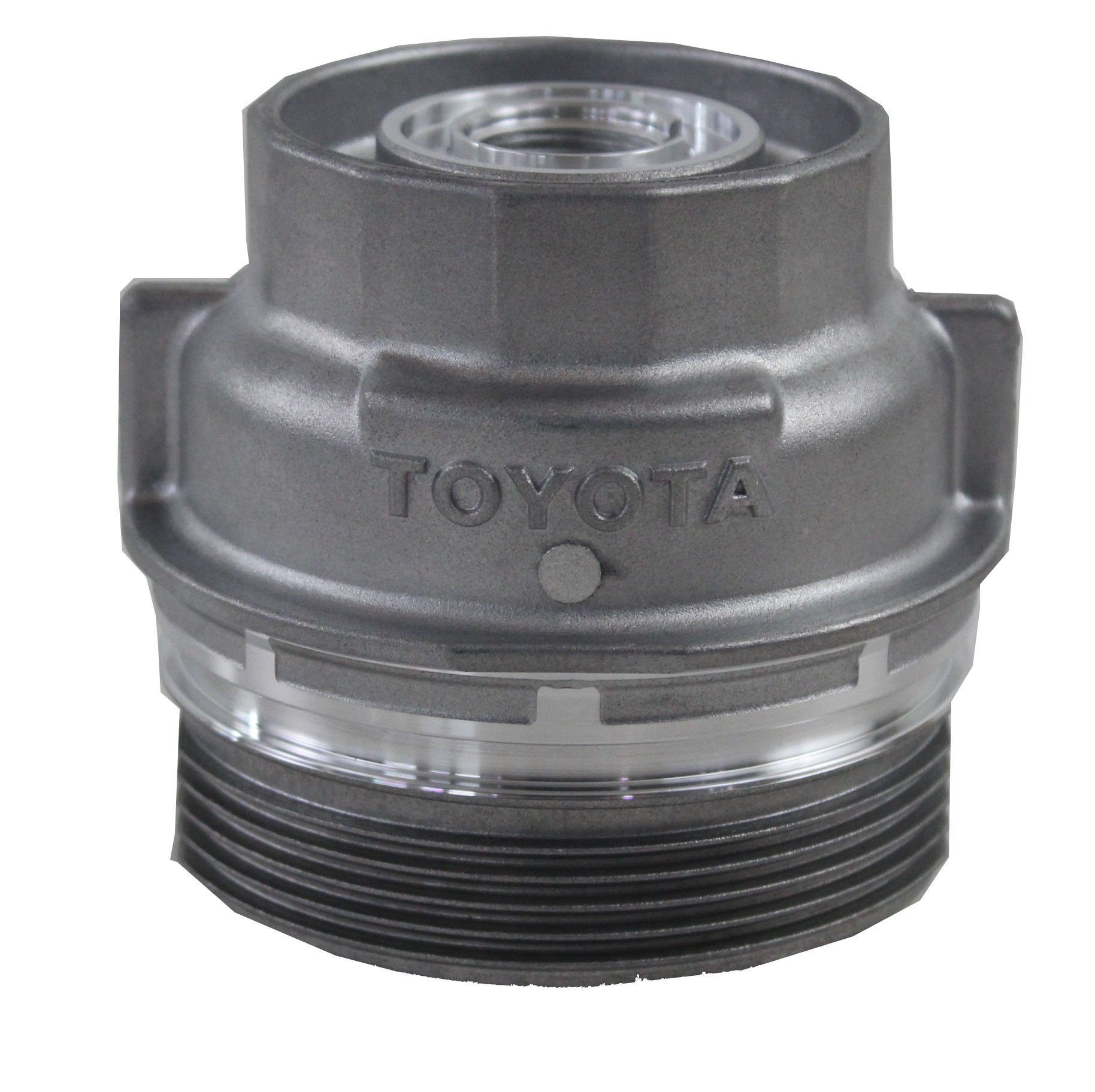Genuine Toyota 15620-31060 Oil Filter Cap Assembly by Toyota