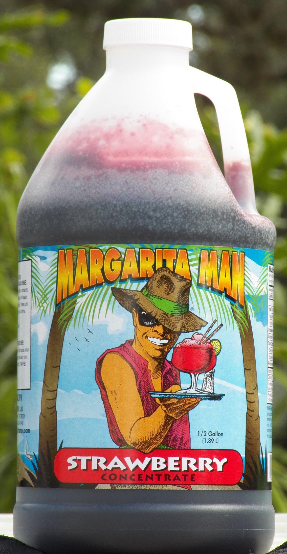Margarita Man Strawberry Mix