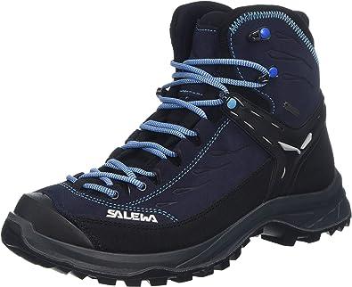 Zapatos de High Rise Senderismo Mujer SALEWA WS Hike Trainer Mid Gore-Tex