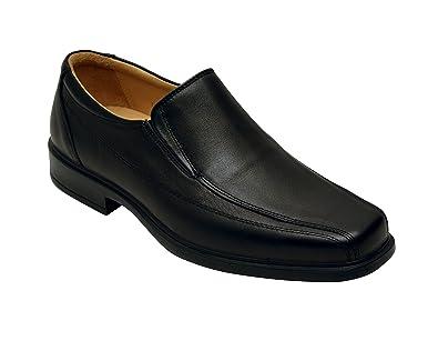 8d0894af61967e Esse Men s Twin Track (Bicycle Toe) Slip-on Dress Casual Shoe (