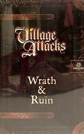 Village attackcs ira y ruina castellano