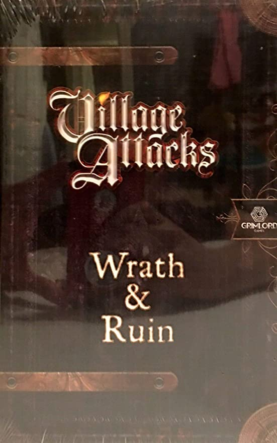 LAST LEVEL Village Attackcs ira y ruina Castellano BGVA-War: Amazon ...