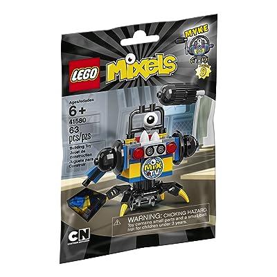 LEGO Mixels 41580 Myke Building Kit (63 Piece): Toys & Games