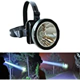 Odear Lie Wang Headlamp Rechargeable LED Flashlight for Mining ,Camping, Hiking, Fishing