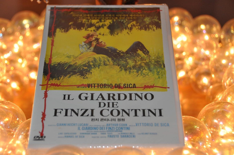The Garden of the Finzi-Continis aka Il Gardino Die Finzi Contini: Amazon.es: Cine y Series TV