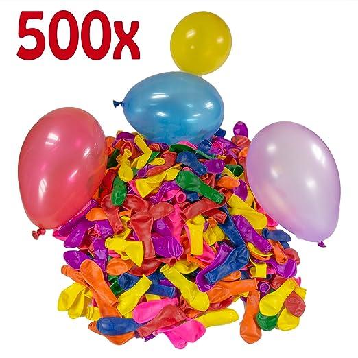 35 opinioni per Belmalia 500 Palloncini d'acqua, Gavettoni, colorato, facile da riempire