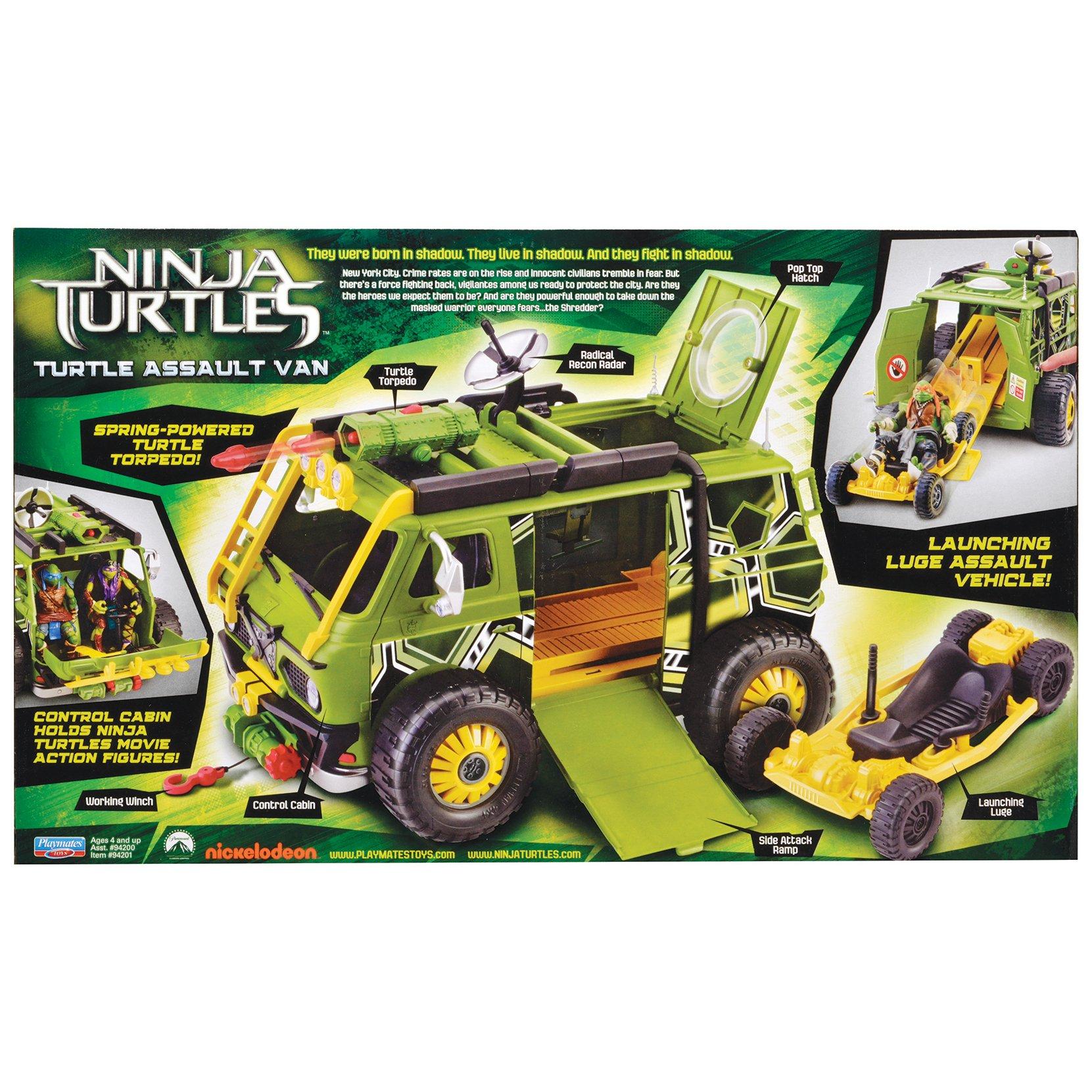 Teenage Mutant Ninja Turtles Movie Van by Nickelodeon (Image #7)