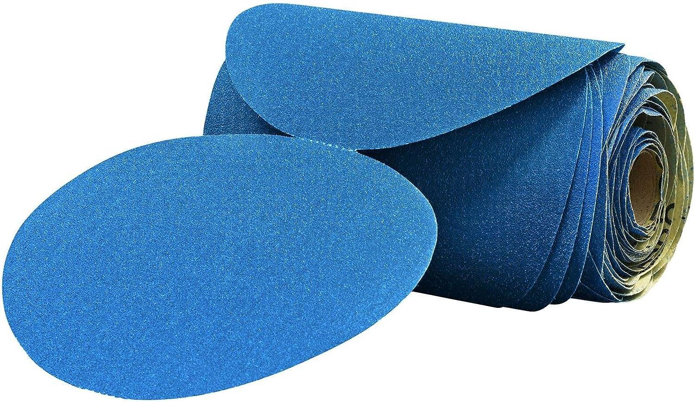PLASTILINUM 3M Stikit 36211 Blue Abrasive Disc