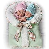 Amazon Com Andrea Arcello Ashley Breathing Lifelike Baby