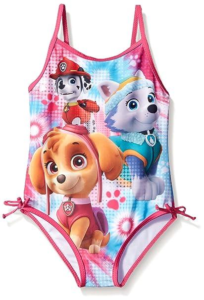 Amazon.com: Nickelodeon Paw Patrol de las niñas 4 – 6 x ...