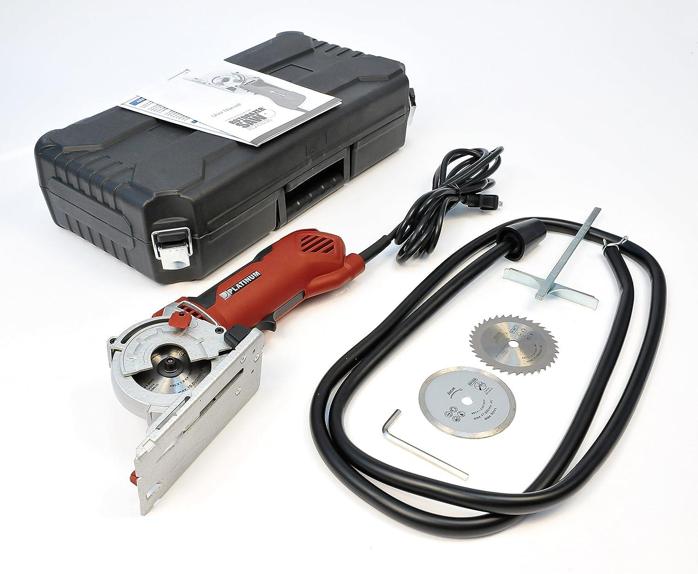 Rotorazer Platinum Compact Circular Saw & Saw Set -Extra Powerful ...
