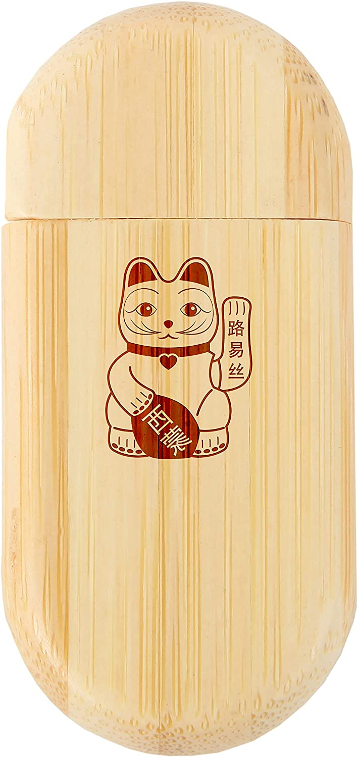 8Gb Usb Gift For All Occasions Wood Flash Drive With Laser Engraving Bobsled 8Gb Bamboo Usb Flash Drive With Rounded Corners