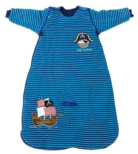 3.5 Tog Azul Pirata Dream Bag Viajar Saco de Dormir de Bebé - 18-36