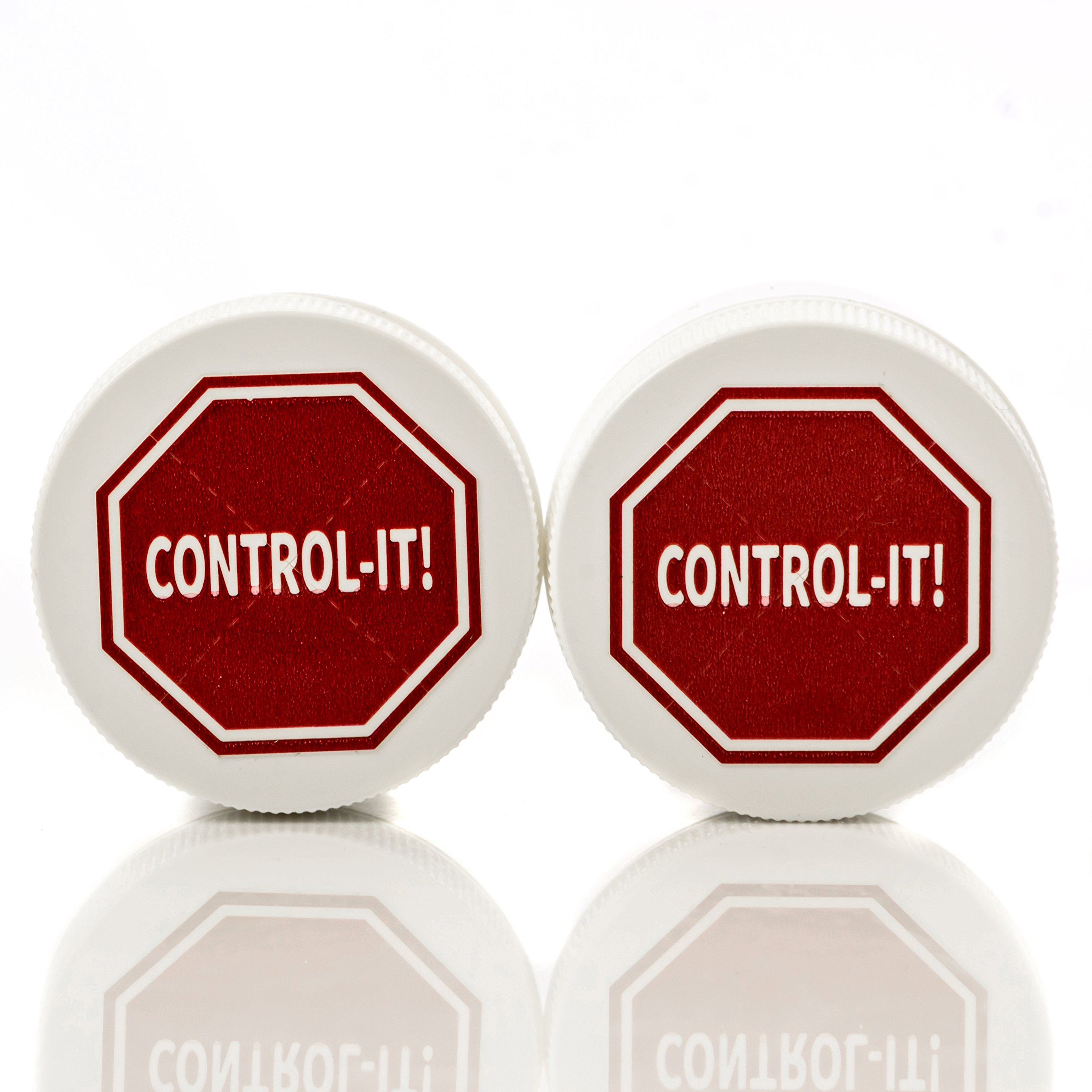 Control-It Stop Thumb Sucking & Nail Biting Cream (2 Pack) All-Natural, Kid-Safe Deterrent | Gentle on Skin, Teeth and Fingers | Bitter Taste | Easy-to-Apply Formula