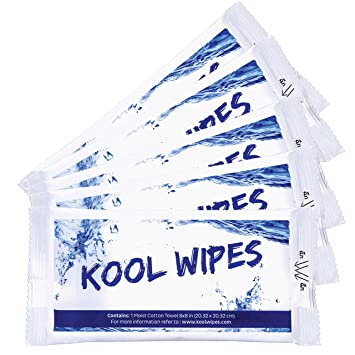 30x Disposable Face Towels Cotton Wipe Travel Portable Cleaning Makeup Washcloth