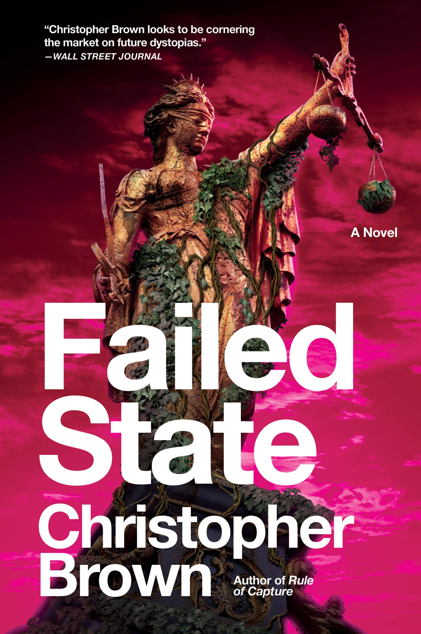 Christopher Brown: Five Things I Learned Writing Failed State